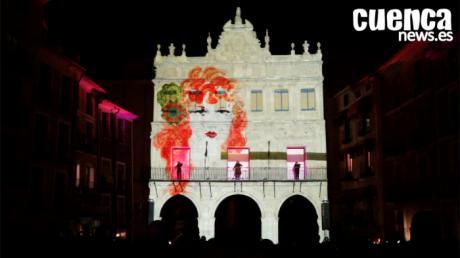 Así fue el Video Mapping conmemorativo del 40 Aniversario de la Constitución Española