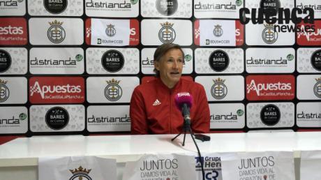 En imagen José María Sanz Sánchez
