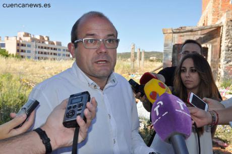 El concejal Pedro J. García Hidalgo dará cuenta de su gestión al frente del Área de Seguridad y Servicios a la Ciudad