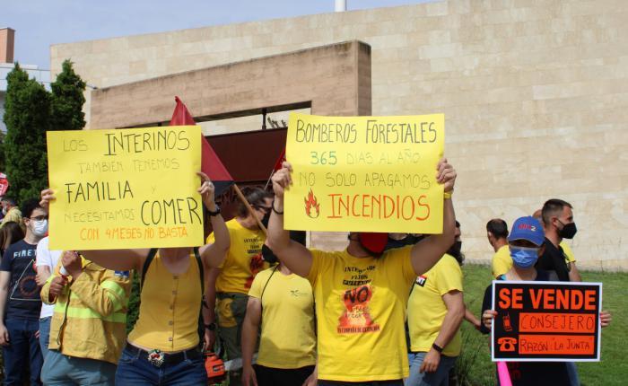 Concluye el primer ciclo de huelgas convocadas por UGT y CCOO en GEACAM con un nuevo apoyo mayoritario de la plantilla