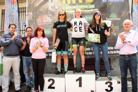 Victoria en Cañizares para Israel y Carla Fernández en la sexta prueba del XI Circuito de MTB Diputación de Cuenca