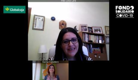 Las Asociaciones de Alzheimer de Castilla-La Mancha reciben el apoyo de la Fundacion Globalcaja Covid-19