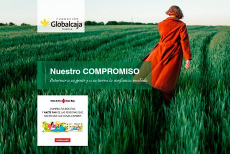 La Fundación Globalcaja Cuenca, 'fan' del Sorteo del Oro de Cruz Roja