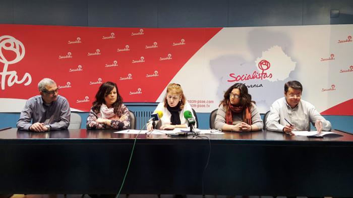"""El Grupo Municipal Socialista denuncia """"inseguridad jurídica"""" en el inicio de las escuelas deportivas por la """"chapuza"""" de Mariscal"""