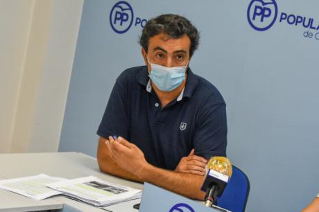 """El PP afirma que """"el concejal Valero utiliza de nuevo el procedimiento de urgencia en las Escuelas de Verano para tapar su nula y nefasta gestión"""""""
