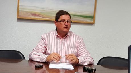 """González Mena critica el """"absoluto desconocimiento"""" de Prieto del funcionamiento de los servicios jurídicos en las instituciones públicas"""