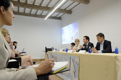 Notarios, docentes y profesionales del sector financiero analizan en un curso de la UCLM la 'nueva ley hipotecaria'