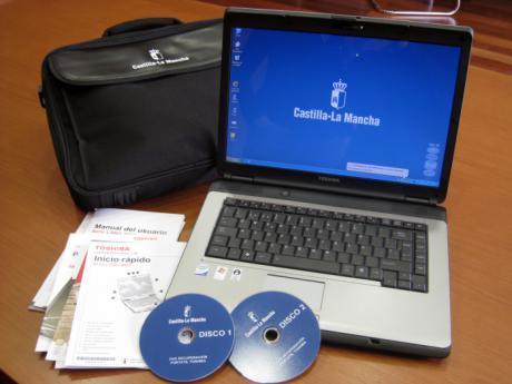 Se renovaran los equipos informáticos de 58 colegios públicos de la provincia