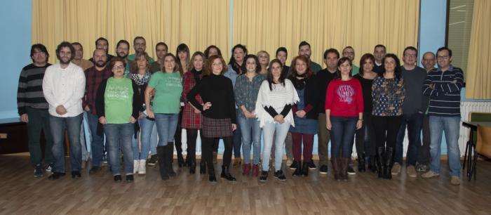 CCOO enseñanza de Cuenca presenta su candidatura para las elecciones del próximo 4 de diciembre, resaltando el valor de la mujer en el sector docente