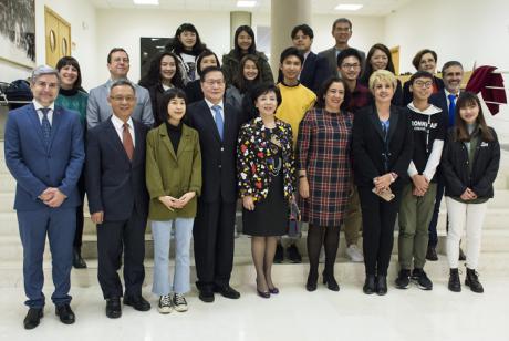 La UCLM y la Universidad de Tamkang trabajan en implantar dobles titulaciones que beneficien a los estudiantes de ambas instituciones académicas