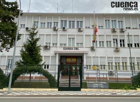 Comandancia de la Guardia Civil en Cuenca