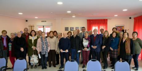 El Gobierno regional quiere extender el programa de mayores voluntarios de Huete a otros municipios de la provincia