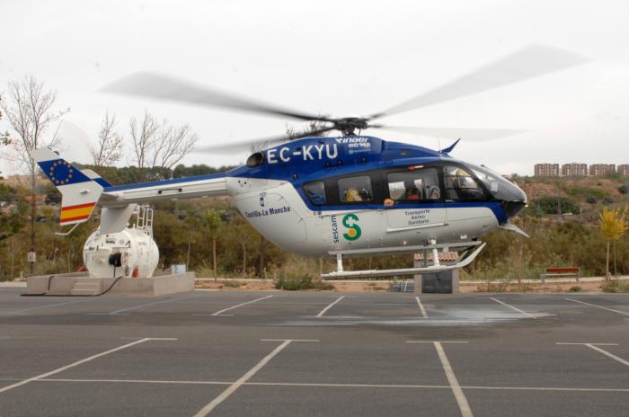 Tarancón contará con un helipuerto sanitario a lo largo de este año