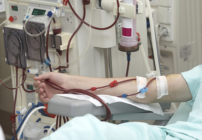 La adjudicación definitiva del servicio de hemodiálisis se producirá cuando se garantice la prestación con todas las garantías de calidad a los pacientes