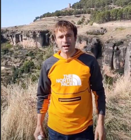 Los hermanos Pou vuelven a destacar a Cuenca en el mundo de la escalada