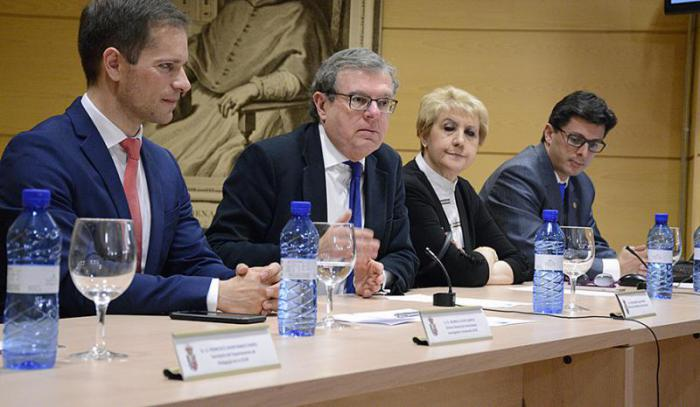 El rector de la UCLM defienden 'aprovechar' la auditoría anual de UCLM