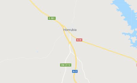 Abierta al tráfico la N-III en Honrubia