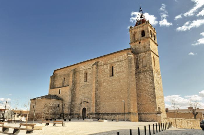 Publicada la declaración de Bien Cultural para la iglesia de Horcajo de Santiago