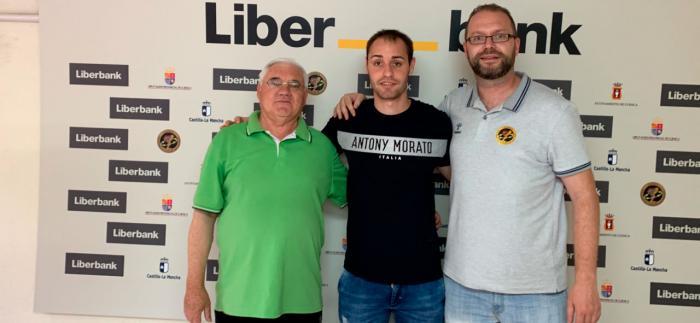 Hugo López renueva un año más con el Liberbank Cuenca