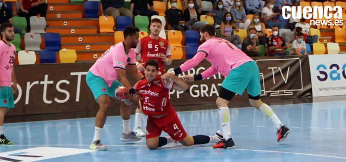 El Barça gana con facilidad al Incarlopsa Cuenca (27-41)