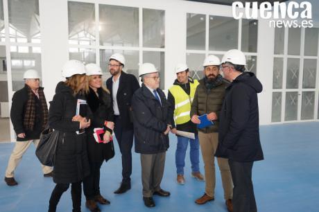 El IES Alfonso VIII abrirá sus puertas una vez finalicen las obras del parking de Astrana Marín