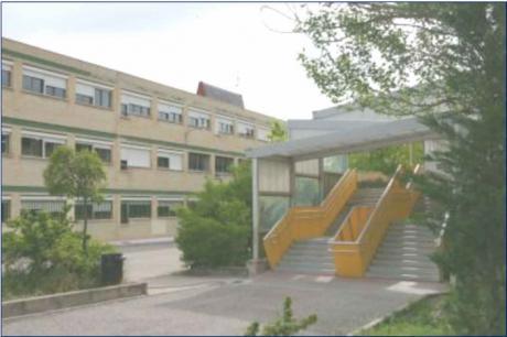Alumnos franceses se interesan por la eficiencia energética en en el instituto Fernando Zóbel