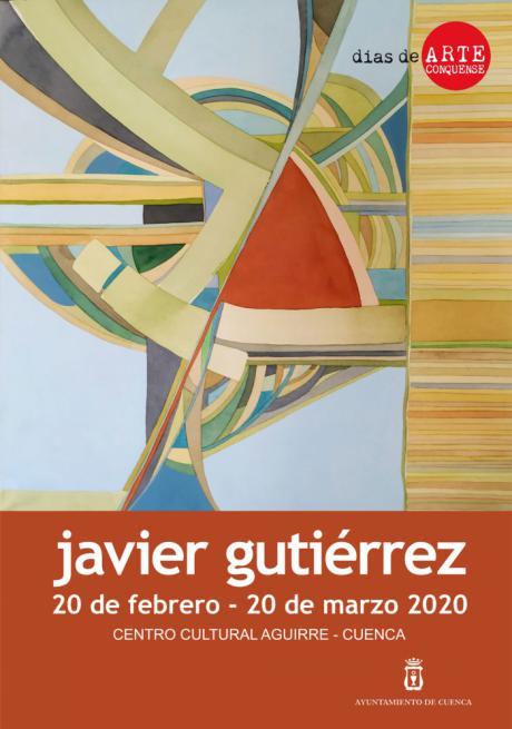Aguirre acoge mañana la inauguración de la exposición de Javier Gutiérrez