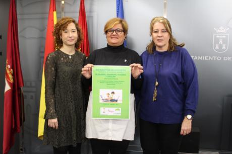 El Ayuntamiento de Albacete financia un taller impartido por Afammer en las pedanías para conocer los riesgos del uso de internet