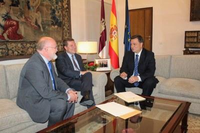 Manuel Serrano exige a Page un mayor compromiso en el desarrollo de proyectos sanitarios, educativos y en infraestructuras para Albacete