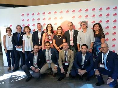 Mª Ángeles Martínez asegura que Albacete es una ciudad idónea para celebrar congresos nacionales e internacionales de primer orden