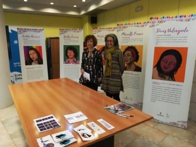 El Centro de la Mujer de Albacete homenajea con una exposición a las mujeres que han sufrido por defender los derechos humanos en todo el mundo