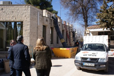 El Ayuntamiento de Albacete anuncia que el Horno Crematorio del Cementerio Municipal vuelve a estar en funcionamiento