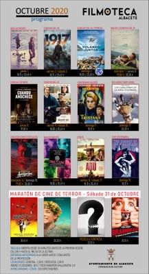 Octubre llena la Filmoteca de Albacete de cine clásico y la modernidad de títulos inéditos de Terrence Malick