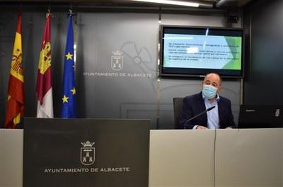 'Albacete Green Energy', una estrategia de ciudad, para convertir los fondos europeos Next Generation en una oportunidad de crecimiento verde y sostenible