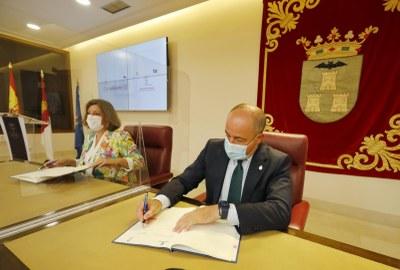 Albacete se convierte en la primera capital de provincia regional en sumarse a la red de 'Espacios Adelante' para el fomento del emprendimiento