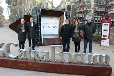 Manuel Serrano invita a los albaceteños a visitar la exposición 'Génesis' para que disfruten de la grandeza de la naturaleza y valoren su fragilidad