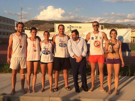 Mucho espectáculo y éxito de participación en el XXIV Torneo de Voley-Playa San Julián