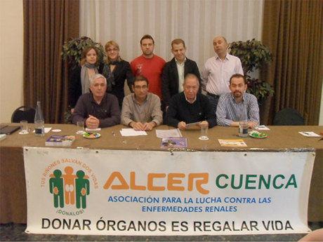ALCER Cuenca renovó por mayoría su junta directiva