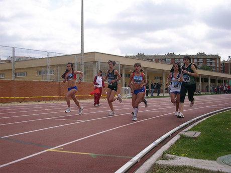 Campeonato provincial de atletismo categorías cadete y juvenil 2ª jornada