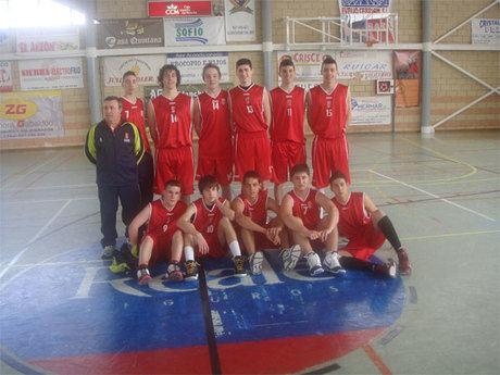 El Basket Quintanar cadete a un paso del campeonato de España