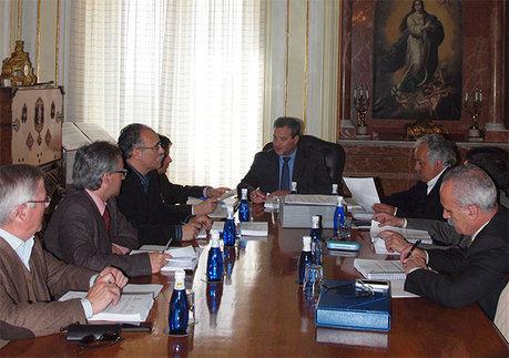 La Comisión Ejecutiva del Consorcio de la Ciudad de Cuenca aprueba el proyecto de musealización de la Plaza de Mangana