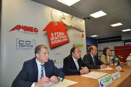 La II Feria de la Oportunidad Inmobiliaria ofrece a precios interesantes el stock de vivienda de la provincia
