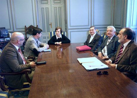 La Diputación Provincial acoge la constitución de la Fundación Diego Jesús Jiménez