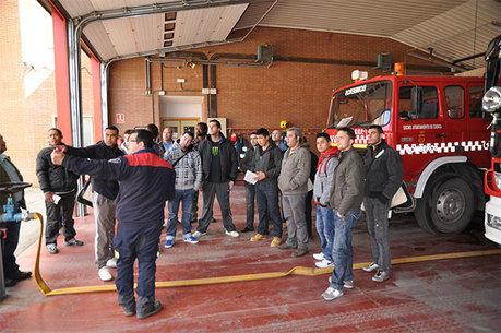 Los Bomberos de Cuenca ayudan a los instaladores a ser conscientes de los riesgos del gas
