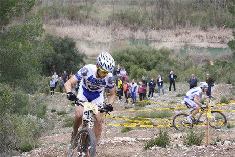 """El Picazo acogió este fin de semana la I prueba del IV circuito de MTB """"Diputación de Cuenca"""""""