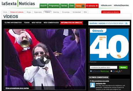 """Polémica por el video emitido en laSexta sobre ¨Las Turbas"""" conquenses"""