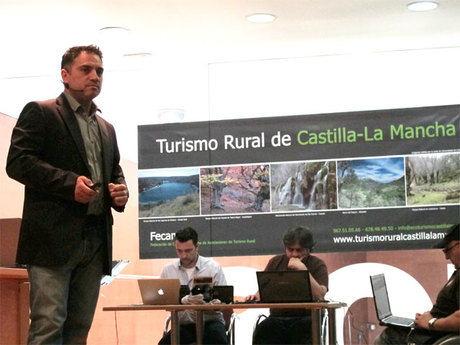 UPTA Castilla-La Mancha apuesta por el Turismo Rural en la I Feria Naturcam