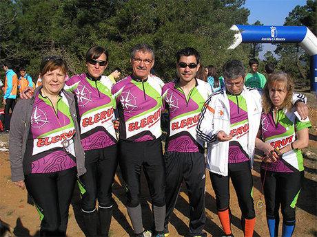 El C.D.B. Elección de Ruta de Cuenca participó en la Copa de de Castilla-La Mancha de Orientación