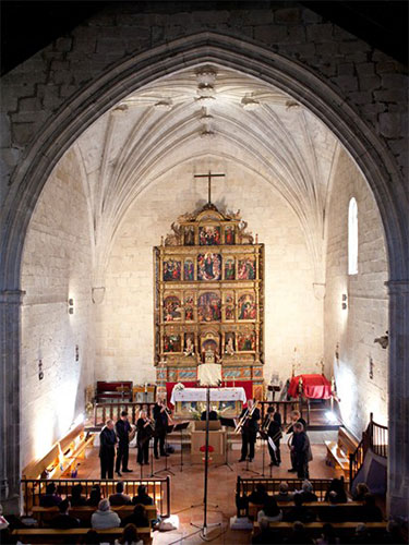 Valdecabras acogió a la Semana de Música Religiosa