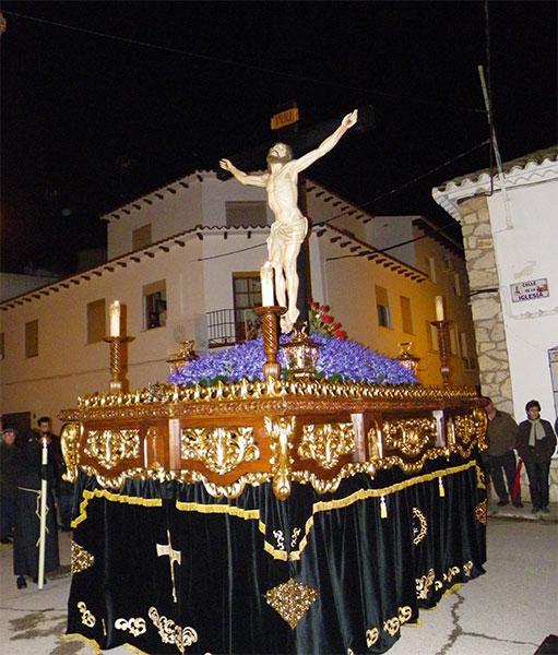 Vía Crucis penitencial de los Crucíferos de la Caridad